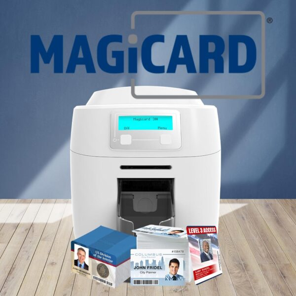 MAGICARD 300 PLUS