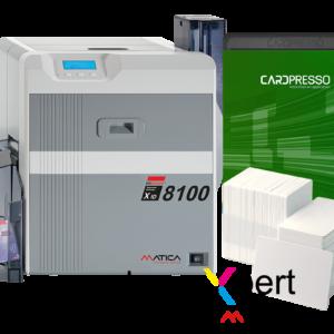 Starter kit Matica XID8100 Plus