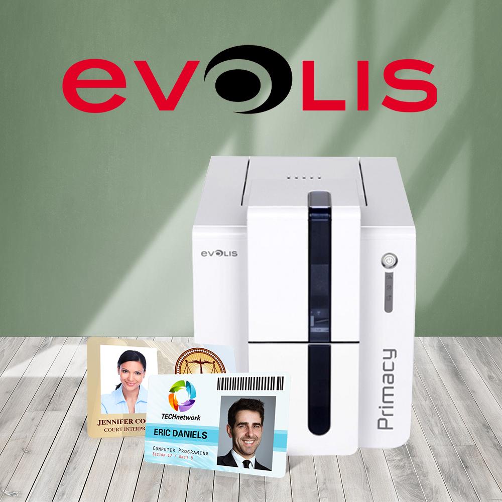 stampante evolis primacy