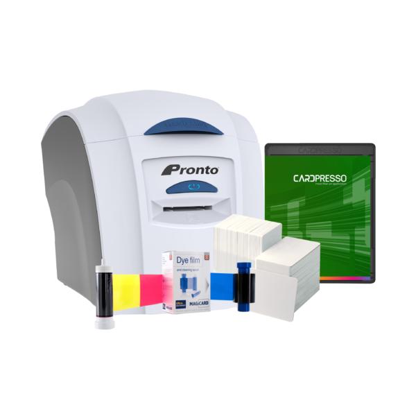 Starter Kit Magicard Pronto Pro