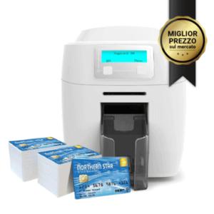 stampante per tessere magicard 300 pro