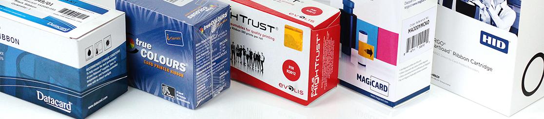 Consumabili stampanti per card