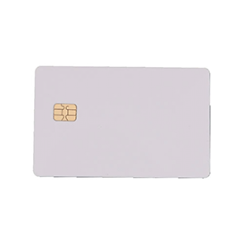 SMART CARD E CHIP CARD A CONTATTO INZIALIZZATE E STAMPATE