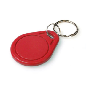 KEYFOB 13,56MHZ 1K COLORE ROSSO