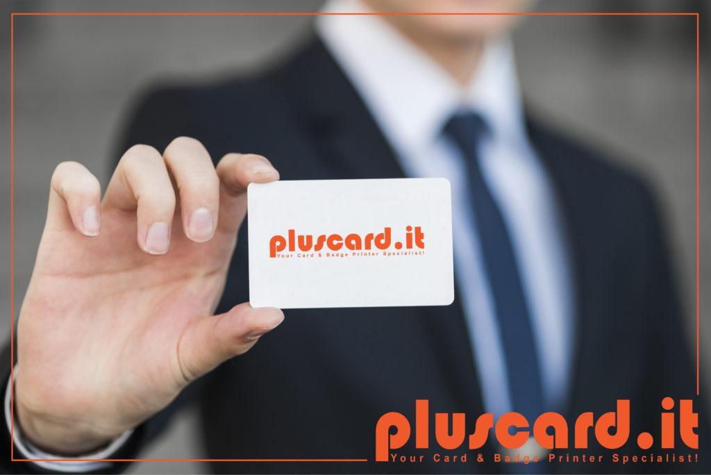 Stampante per badge