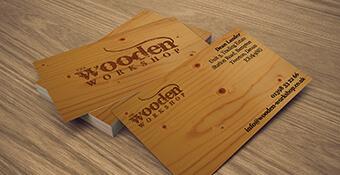 tessere in pvc personalizzate bio legno