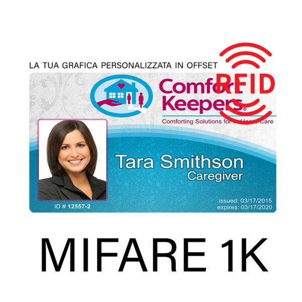 NEW CARD RFID MIFARE 1K