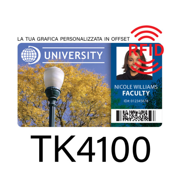NEW CARD RFID TK4100