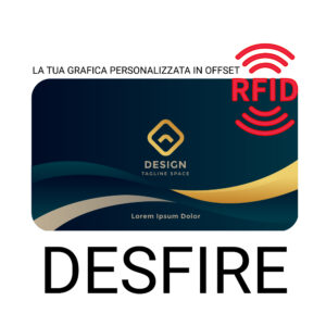 RFID DESFIRE OFFSET