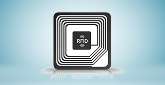 badge pvc rfid