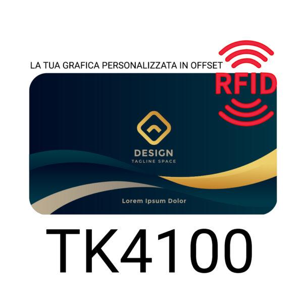 RFID TK4100 OFFESET