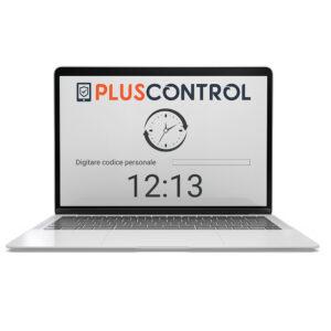 software rilevazione presenze pluscontrol