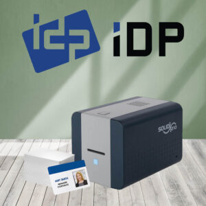 IDP SOLID 210 STAMPANTE BADGE