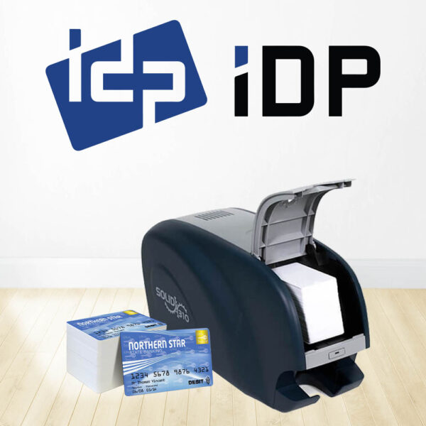 IDP SOLID 310 STAMPANTE BADGE