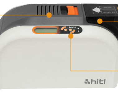 HITI CS200e CARD PRINTER