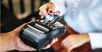 Card rfid per eseguire e ricevere pagamenti