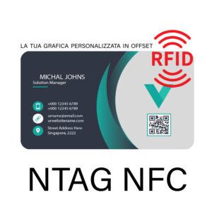 CARD NTAG NFC