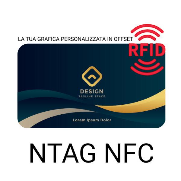 RFID NTAG NFC